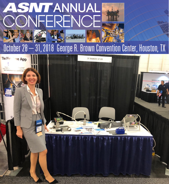 ASNT Annual Conference 2018, Houston, TX